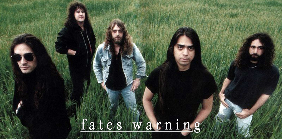 DIO e Fates Warning em formato audiovisual