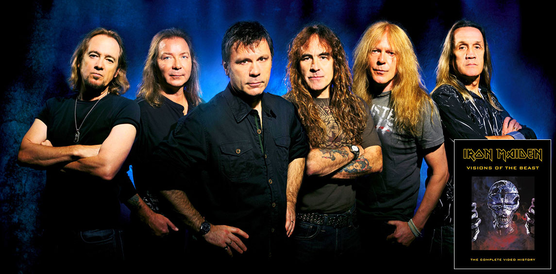 Iron Maiden – Visions of the Beast