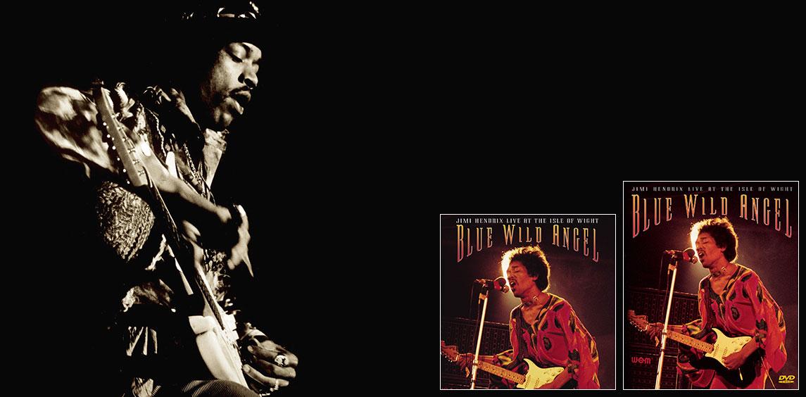 Jimi Hendrix – Blue Wild Angel