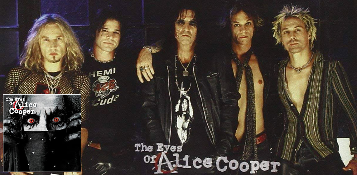 Alice Cooper – The Eyes of Alice Cooper