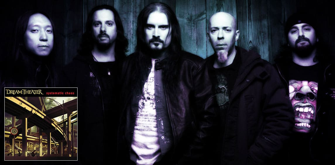 Dream Theater – Systematic Chaos
