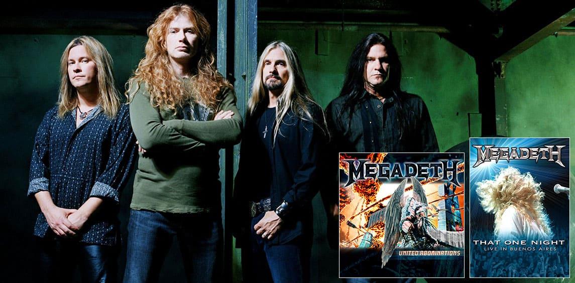 Megadeth e o show dos argentinos