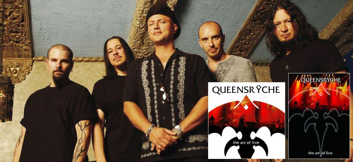 Queensrÿche – The Art of Live