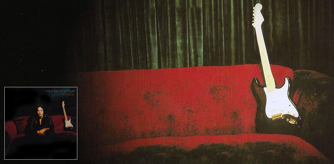Richie Kotzen – Change